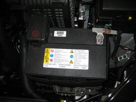 Hyundai Santa Fe Engine Size by 2013 2016 Hyundai Santa Fe 12v Automotive Battery