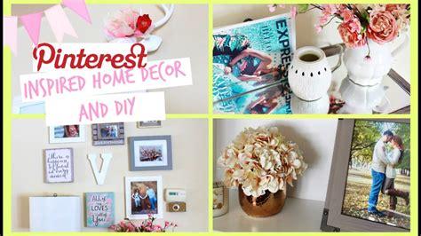 pinterest inspired home decor diy  huge announcement