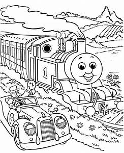 New Thomas Coloring Pages Diesel 10