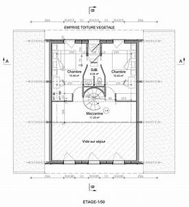 plan extension maison affordable plan extension bois toit With 601 e kennedy blvd 14th floor