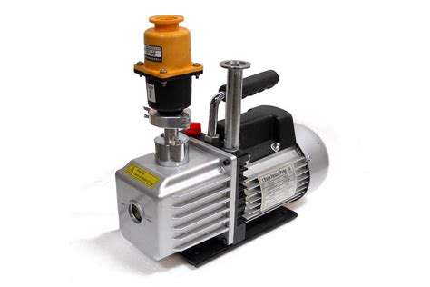 Single Stage Vacuum Pump Oil Mist Reduction Unit With Kf