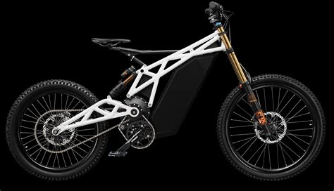 The World's Most Powerful Electric Bike
