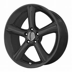 Ford Mustang GT Style Wheel 18x10 +45 Gloss Black 5x114.3 5x4.5 (QTY 1)   eBay