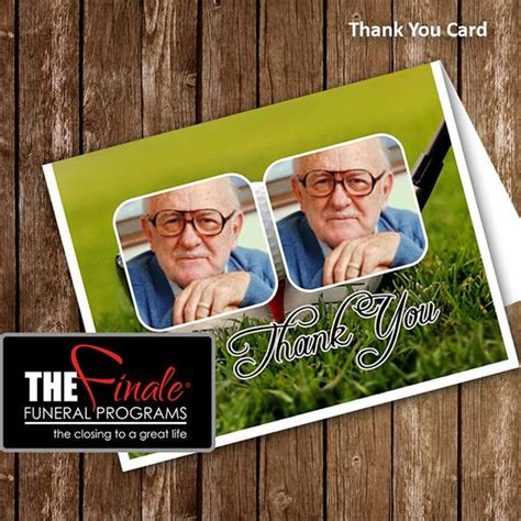 A personal way to show appreciation. 26+ Funeral Thank You Cards - PSD, AI, EPS | Free & Premium Templates