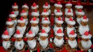 Basteln Kindern Weihnachten Tannenzapfen : tischdeko nikolaus basteln ausmalbilder ~ Whattoseeinmadrid.com Haus und Dekorationen