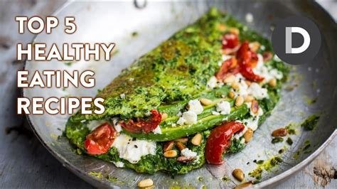top   healthy eating recipes youtube