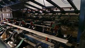 Planing lines used parts, feeders, conveyors, stackers and