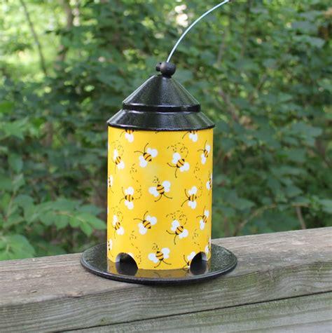 honey bee bird feeder by bfg great looking by birdfeederguy