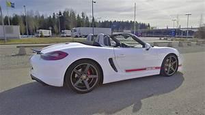 Porsche Boxster 981 : 2015 porsche boxster s 981 akrapovic exhaust sound youtube ~ Kayakingforconservation.com Haus und Dekorationen