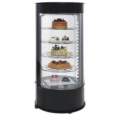 dolce refrigerated countertop display case refrigerated