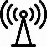 Signal Radio Antenna Icon Calculator Bandwidth Wifi