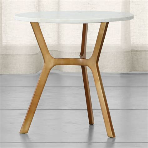 elke  marble  table  brass base reviews