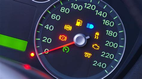 Common Car Warning Lights Explained