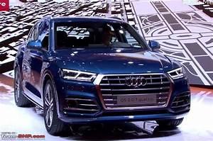 Garage Audi Paris : 2017 audi q5 spotted testing in india team bhp ~ Maxctalentgroup.com Avis de Voitures