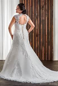 Bonny bridal wedding dresses unforgettable styles for for Wedding dress sizing
