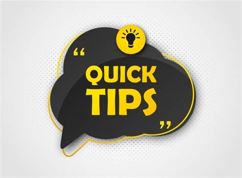 Tips Images | Free Vectors, Stock Photos & PSD