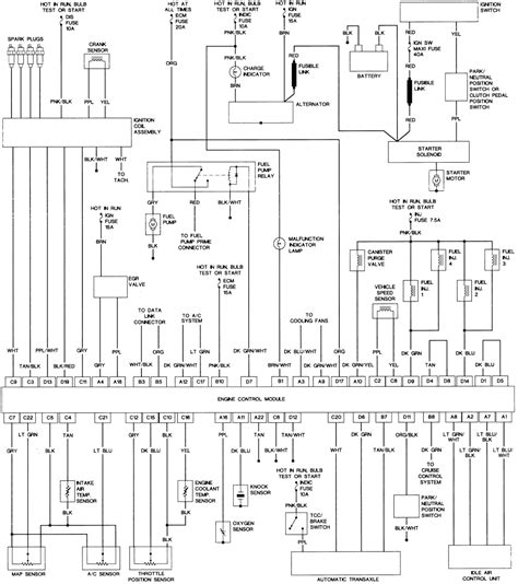 1996 Ford Thunderbird Stereo Wiring Diagram by Repair Guides