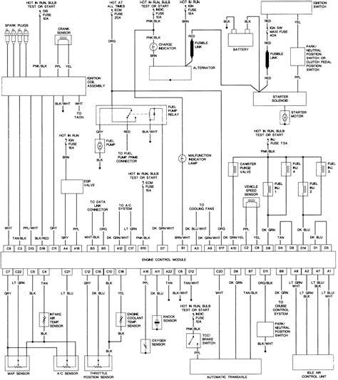 1999 2001 Pontiac Montana Wiring by 93 Pontiac Grand Prix Wiring Diagram Wiring Library