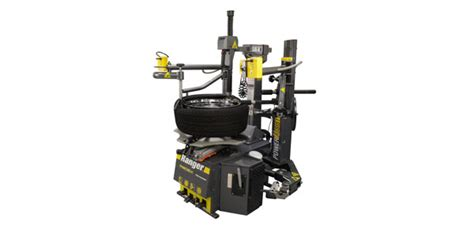 bendpak introduces  ranger rex tire changer