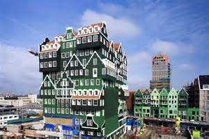 hundertwasser architektur wam architecten inntel hotel zaandam