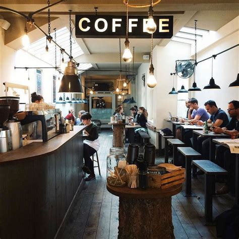 Blend station, mexico city, mexico. Cozy coffee shop design ideas 62 | Cozy coffee shop, Coffee shop design, Coffee shop