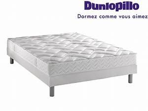 ensemble dunlopillo matelas 100 latex classic 90x190 With tapis chambre enfant avec ensemble matelas sommier 2x80x200