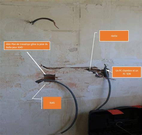 norme prise cuisine questions électricité normes installation électrique prises rj45 et prises courant