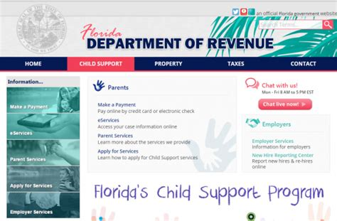 child support florida phone number florida child support login make a payment myflorida