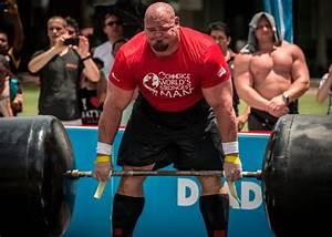 World's Strongest Man champ to appear at Kenton Ridge