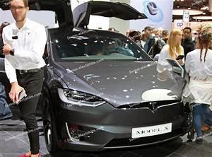 Tesla Porte Papillon : forum lectricit les voitures lectriques reportage au mondial de l 39 automobile ~ Nature-et-papiers.com Idées de Décoration