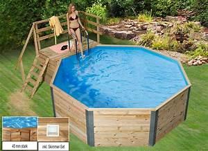 Pool Mit Holz : holzpool schwimmbecken holz weka holzpools ~ Orissabook.com Haus und Dekorationen