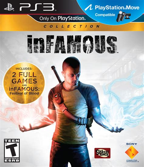 Infamous 2 Game Giant Bomb