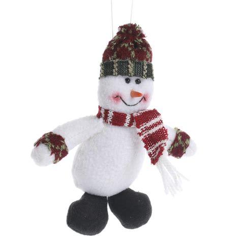 plush snowman christmas ornament top sellers