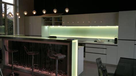 eclairage de cuisine led eclairage de la cuisine nos conseils aménagement déco
