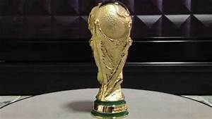 Officially Licensed Fifa World Cup Trophy Replica