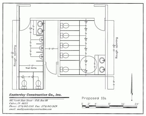 Typical Bathroom Electrical Layout by 47 Toilet Commercial Bathroom Floor Plan Best 25