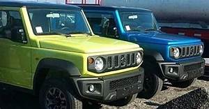 Suzuki Jimny 2018 Model : all new suzuki jimny sierra spied in the flesh looks muscular ~ Maxctalentgroup.com Avis de Voitures