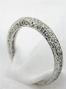 vintage style wedding bands antique wedding bands for fashion belief