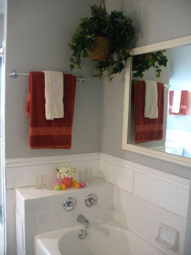 easter decorations   bathroom