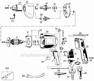 Black And Decker 7190 Parts List And Diagram