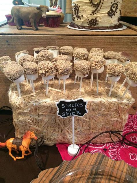 17 Best Ideas About Cowgirl Birthday Parties On Pinterest