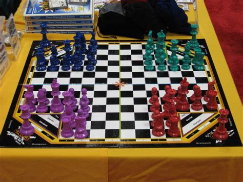Check spelling or type a new query. 4 person chess game | This looked really interesting | Bekah | Flickr