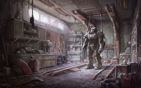 fallout  armour wallpapers hd wallpapers id