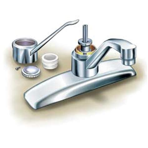 Fixing Leaky Faucet Moen by How To Fix A Leaky Moen Faucet In The Bathroom