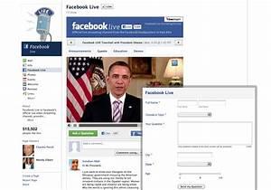 Ask President Obama on Facebook Live Townhall | JotForm