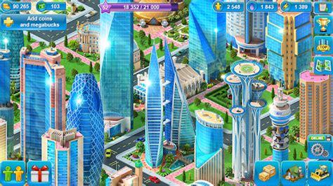 Игра мегаполис мегабаксы андроид