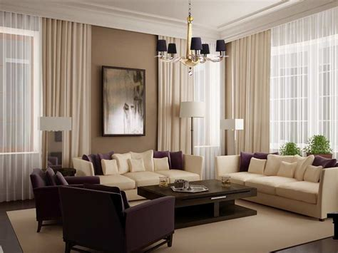 Living Room Design Ideas With White