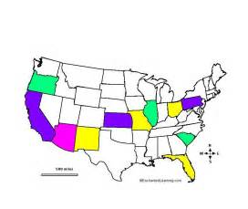 Blank United States Map Microsoft Paint