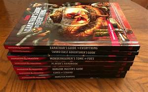 Monster Manual 5th Edition Dungeons And Dragons For Sale