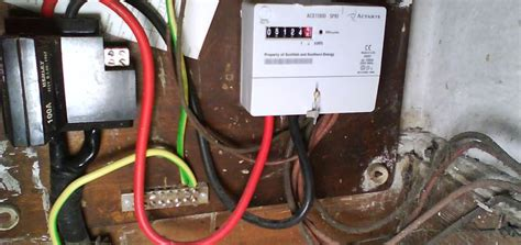 Old Electrical Fuseboxes Switchgear